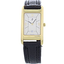 Audemars Piguet 18K Yellow Gold Quartz C-69102 Womens Watch