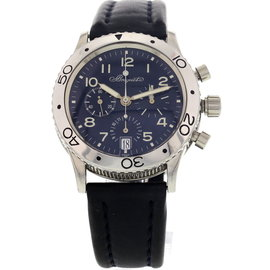 Breguet 3820 Type XX Transatlantique Platinum Automatic Flyback Watch