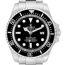 Rolex Seadweller Deepsea Ceramic Bezel Mens Watch 116660 Unworn