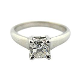 Tiffany & Co. Platinum Lucida Diamond Engagement Ring