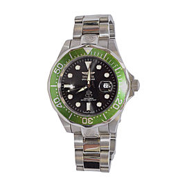 Invicta Pro Diver 3047 Stainless Steel Automatic 49mm Mens Watch