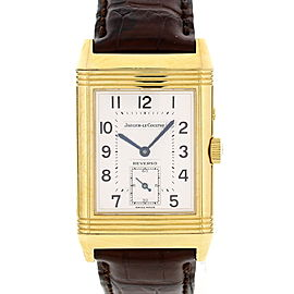 Jaeger-LeCoultre Reverso 270.1.54 18K Yellow Gold Mens Watch