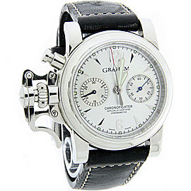 Graham Chronofighter Stainless Steel 42.5mm Mens Watch