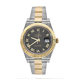Rolex Datejust II 116333 Stainless Steel and 18K Yellow Gold 41mm Watch