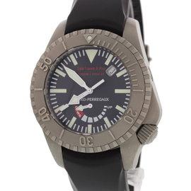 Girard-Perregaux Sea Hawk II Pro 49940 Titanium & Rubber Automatic 45mm Mens Watch