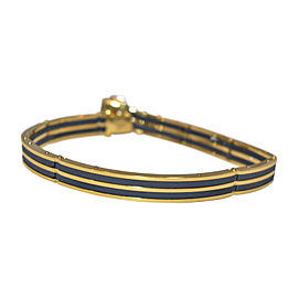 Chimento Titanium 18K Yellow Gold Bracelet
