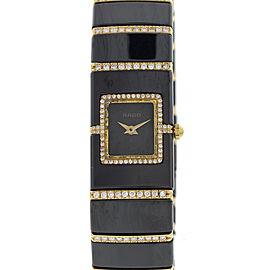 Rado DiaStar 963.0409.3 18K Yellow Gold / Stainless Steel 16mm Womens Watch