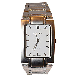 Gucci Classic 29664 Stainless Steel Quartz 26mm Mens Watch