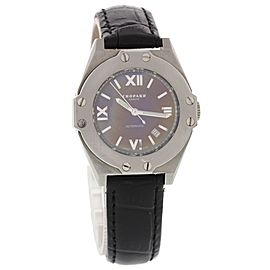 Chopard St Moritz 25/8383 Stainless Steel Automatic 32mm Unisex Watch