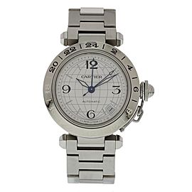 Cartier Pasha 2377 Stainless Steel Automatc 35mm Unisex Watch