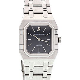 Audemars Piguet B54537 Stainless Steel Vintage Quartz 25mm Mens Watch