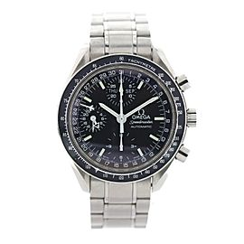 Omega Speedmaster Triple Date 175.0084 Stainless Steel Automatic 39mm Mens Watch