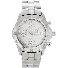 Tag Heuer 2000 Exclusive CN2110.BA0361 Stainless Steel Automatic 40mm Mens Watch