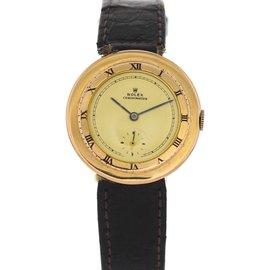 Rolex Vintage 32mm Mens Watch 1930s