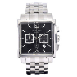Hamilton Jazzmaster H326660 Stainless Steel Automatic 41mm Mens Watch