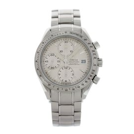 Omega Speedmaster 3211.3000 Stainless Steel Silver Dial Automatic 40mm Mens Watch