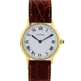 Cartier Vintage 30mm Unisex Watch