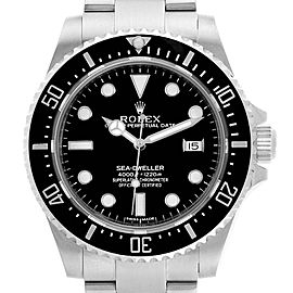 Rolex Seadweller 4000 Automatic Steel Mens Watch 116600