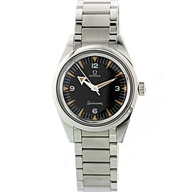 Omega Trilogy Railmaster 220.10.38.20.01.002 38mm Mens Watch