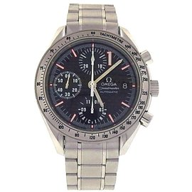 Omega Speedmaster Schumacher 3519.50.00 39mm Mens Watch