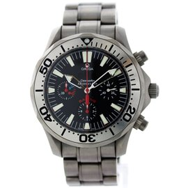 Omega Seamaster 22695000 43mm Mens Watch