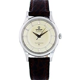 Omega Constellation Vintage 34mm Mens Watch