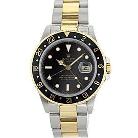 Rolex GMT-Master II 16713 40mm Mens Watch
