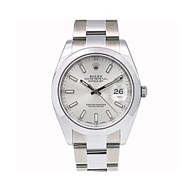 Rolex Datejust 126300 41mm Mens Watch