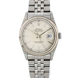 Rolex Oyster Perpetual Datejust 16234 36mm Mens Watch