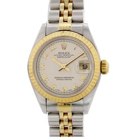 Rolex Oyster Perpetual Datejust 79173 26mm Womens Watch