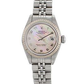 Rolex Oyster Perpetual Datejust 79174 26mm Womens Watch