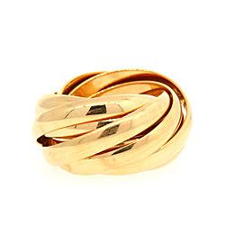 Tiffany & Co. 18K Rose Gold Ring Size 7.5