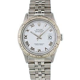 Rolex Oyster Perpetual Datejust 16264 36mm Mens Watch
