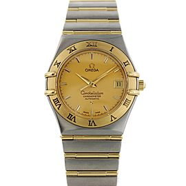 Omega Constellation 1202.10 35mm Mens Watch