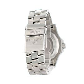 Breitling SuperOcean A17390 Mens 44 Watch
