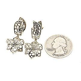 John Hardy Ayu Sterling Silver Earrings