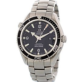 Omega Seamaster Planet Ocean XL 2200.51.00 45mm Mens Watch
