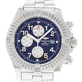 Breitling Super Avenger A13370 48 Mens Watch