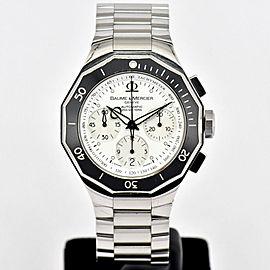 Baume & Mercier Riviera 65599 43mm Mens Watch