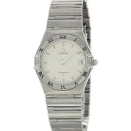 Omega Constellation 34mm Womens Watch