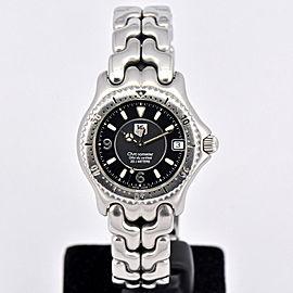 Tag Heuer S/el Chronometer WG5211-PO 34mm Mens Watch