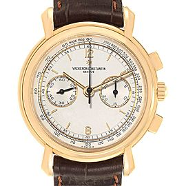 Vacheron Constantin Les Historique 18K Yellow Gold Mens Watch 47101/1