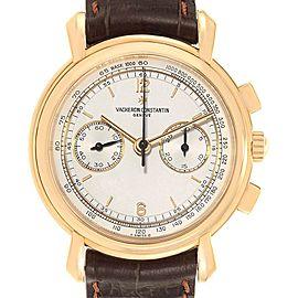 Vacheron Constantin Les Historique 18K Yellow Gold Mens Watch 47101/1