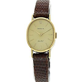 Rolex Vintage 2667 20mm Womens Watch