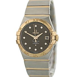 Omega Constellation 123.20.38.21.63.001 38mm Mens Watch