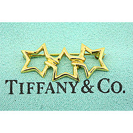 Tiffany & Co. 18K Yellow Gold Brooch