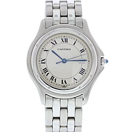 Cartier Panthere Cougar 987904 33mm Mens Watch
