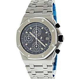 Audemars Piguet Royal Oak Offshore 25721ST.OO.1000ST.01 42mm Mens Watch
