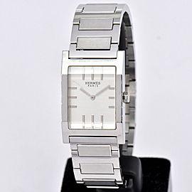 Hermes Tandem TA1.710 25.5mm Mens Watch