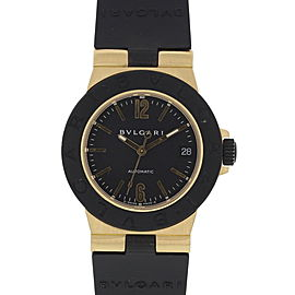 Bulgari Diagono AL32G 32mm Unisex Watch